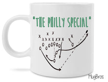The Philly Special Coffee Mug & Dirty Neighbors Combo Gift Pack