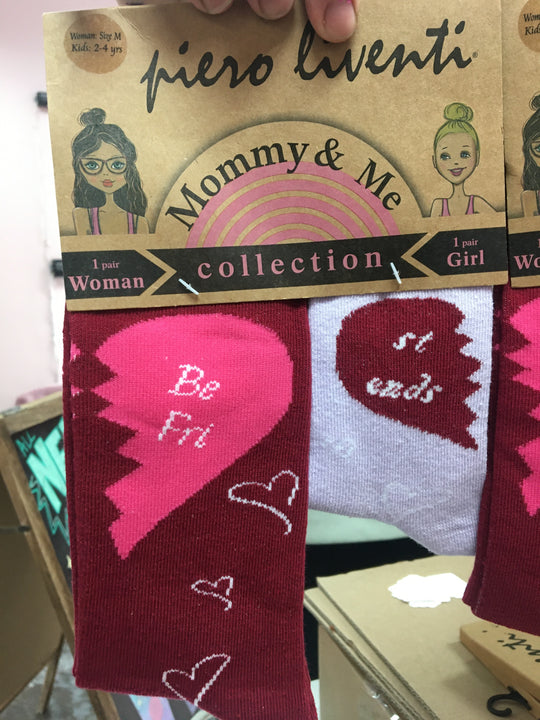 Mommy & Me Socks