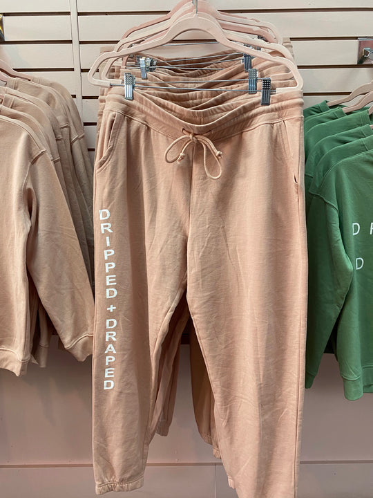 Dusty Rose Jogger
