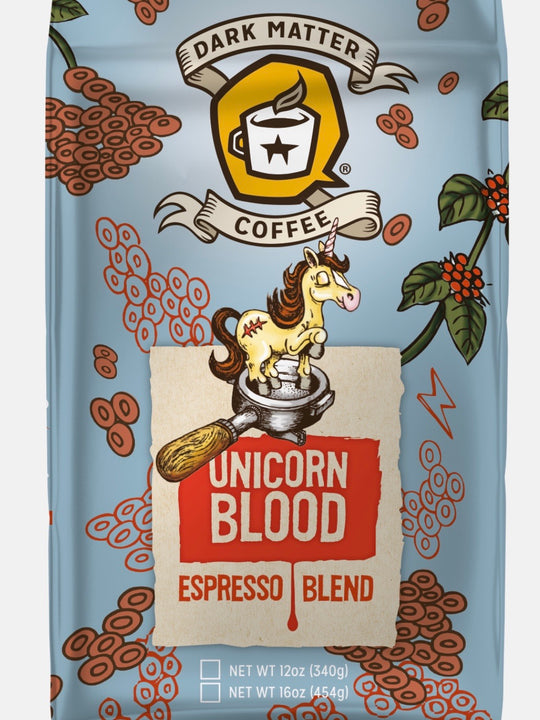 Unicorn Blood Espresso 12oz