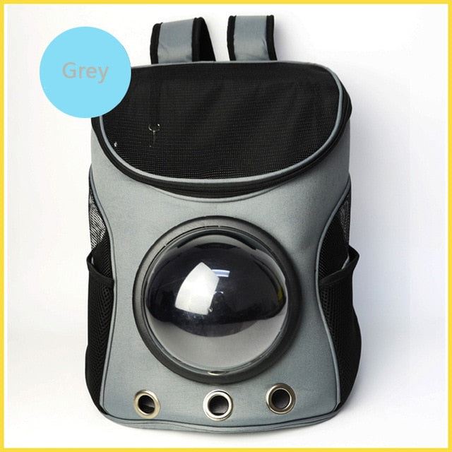 "Pet Carrier Backpack ""Astronaut"" - Pawhacks"