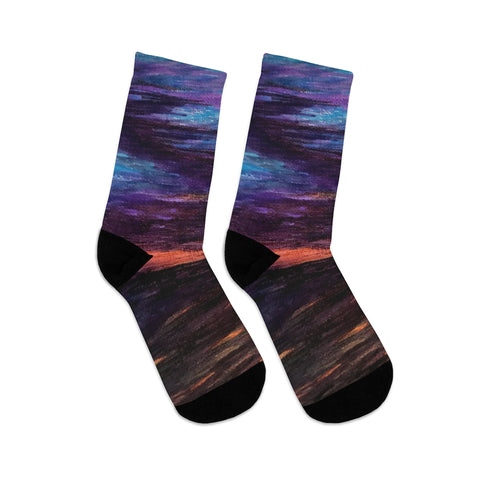 Nightly DTG Socks