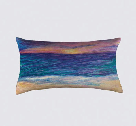 Beachy Coussin Bastien Pillow