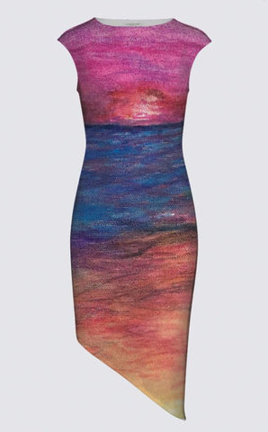Onwards Felicia Asymmetric Dress