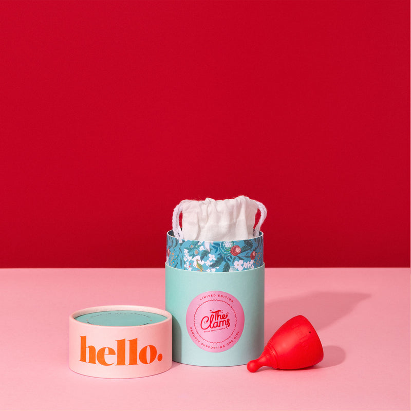 Limited Edition Hello Clams Cup
