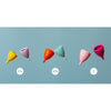 Menstrual cup size guide for the hello cup