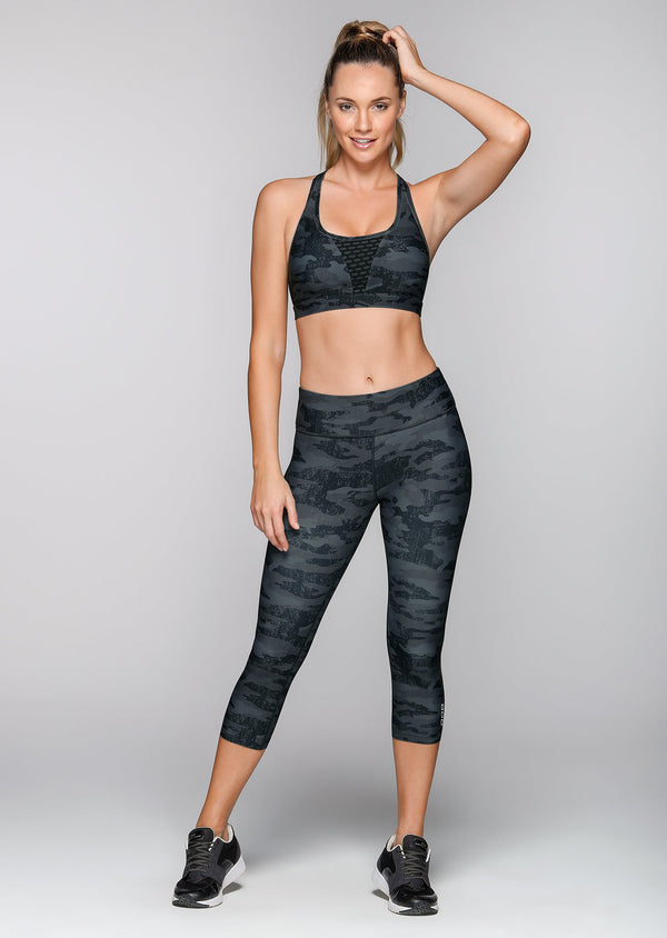 Stealth Mode Sports Bra