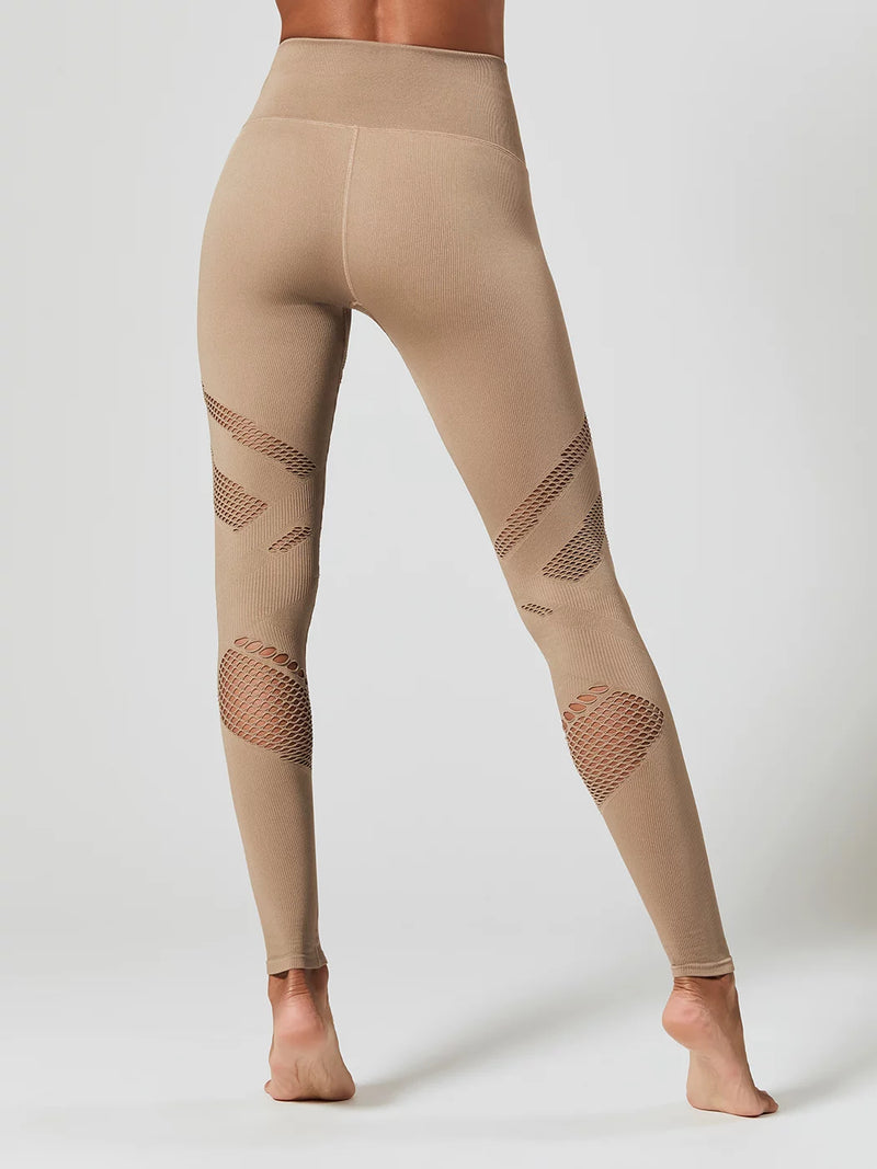 High-Waist Seamless Radiance Legging