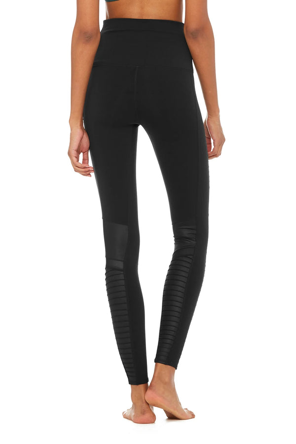 Extreme High Waist Moto Legging