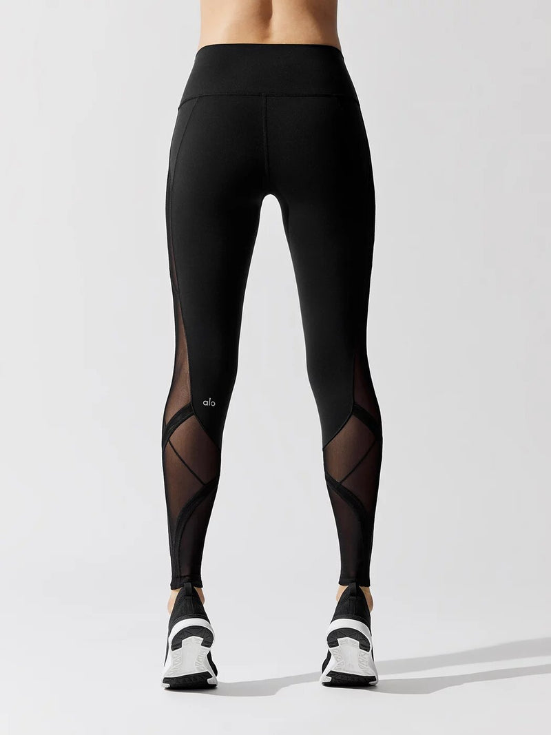 High Waist Mosaic Legging