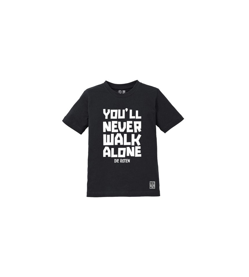 Sohnemann T-Shirt YOU'LL NEVER WALK ALONE - Kidz T-Shirt - 1896 STREETWEAR