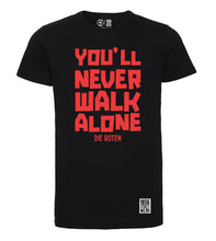Lade das Bild in den Galerie-Viewer, Kerle T-Shirt YOU'LL NEVER WALK ALONE - T-Shirts - 1896 STREETWEAR