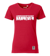 Lade das Bild in den Galerie-Viewer, Mädels T-Shirt HANNOVER SKYLINE - T-Shirts - 1896 STREETWEAR