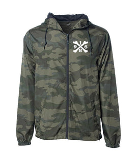 Windbreaker 1896 CAMOUFLAGE - Jacken/Zipper - 1896 STREETWEAR