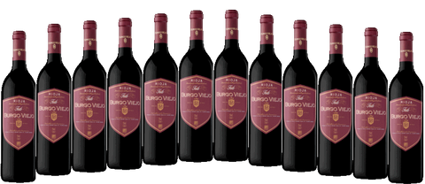 Special Offer Burgo Viejo Tinto 12 pack $99