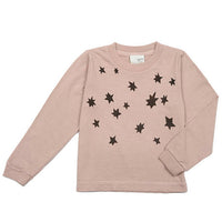 Long sleeve tee- Stars cluster