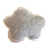 Cloud shaped pillow large- Speckled print