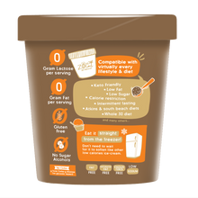 Load image into Gallery viewer, Plant-Based No Allergen Lite Ice Cream- Creamy Coffee