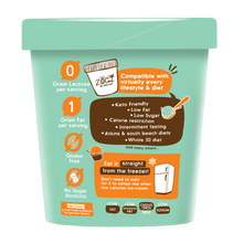 Load image into Gallery viewer, Plant-Based No Allergen Lite Ice Cream- Mint Chip