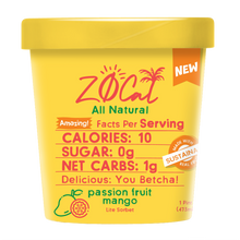 Load image into Gallery viewer, Lite Sorbet- Mango Passion Fruit