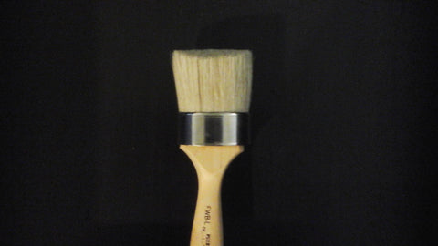 Chalk-Pro large Paint & Wax Brush