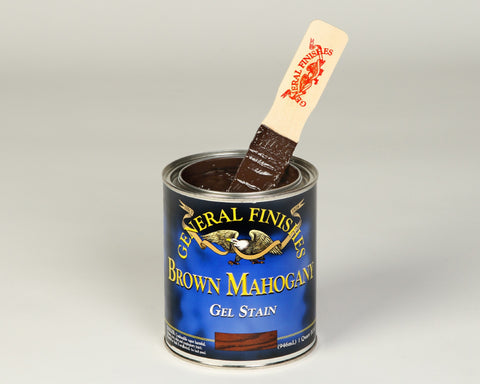 Brown Mahogany Gel- Pint