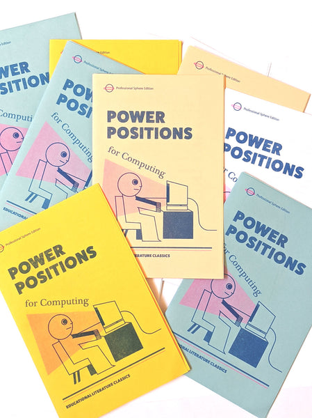 Power Positions for Computing Pamphlet.