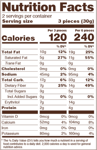 italian-roast-coffee-bar-nutrion-facts