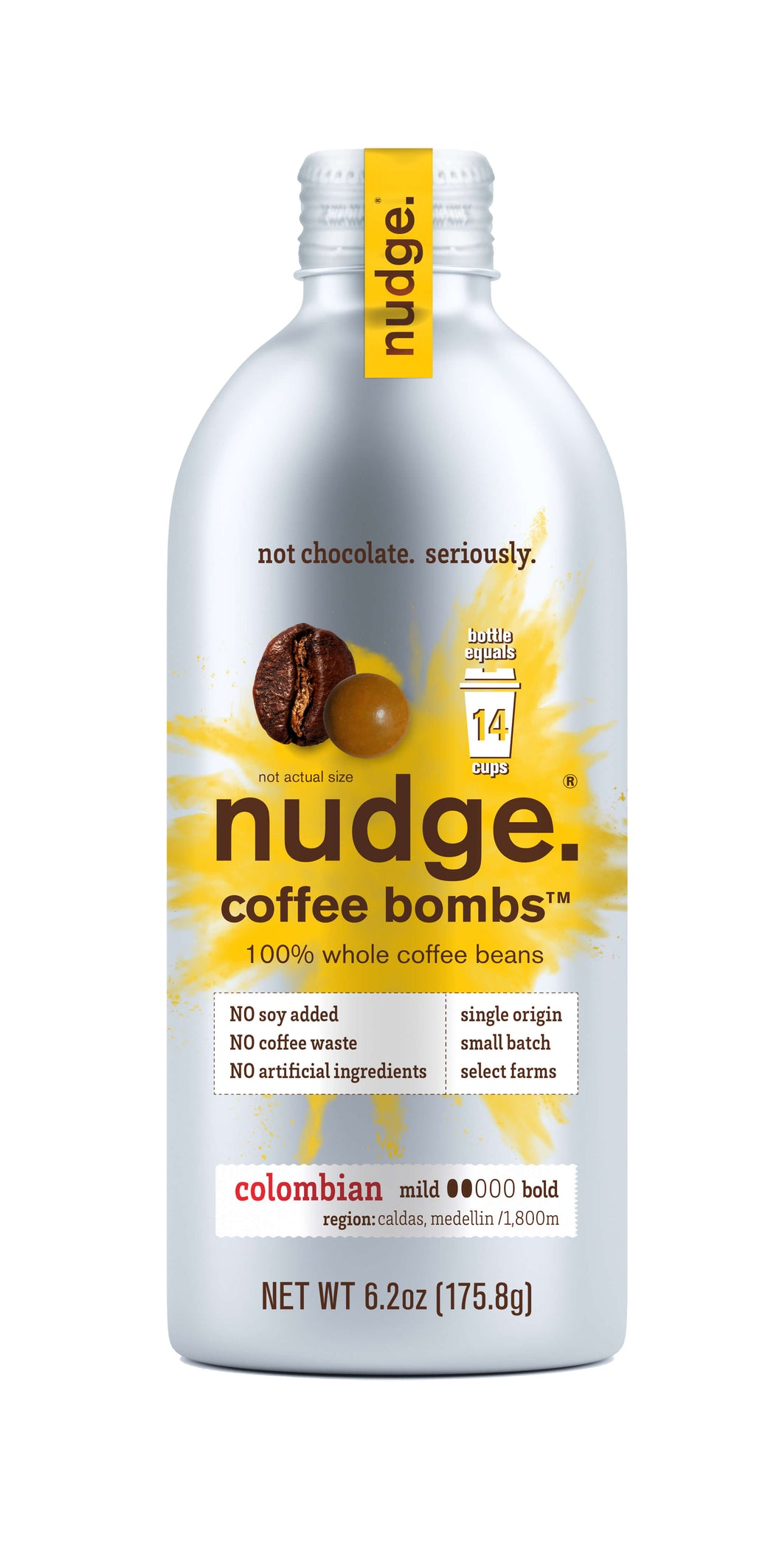 colombian coffee bombs™ bottles
