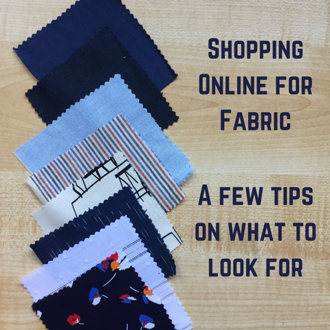 Array of fabric samples