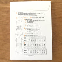 Pauline Alice - Camí Dress-Patterns-Sew Not Complicated Atelier de Couture