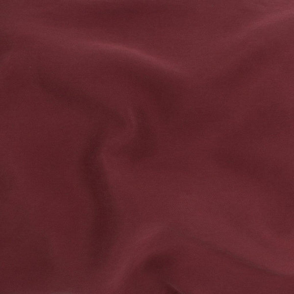 Tencel Twill - Wine - 1/2 meter-Fabrics-Sew Not Complicated Atelier de Couture