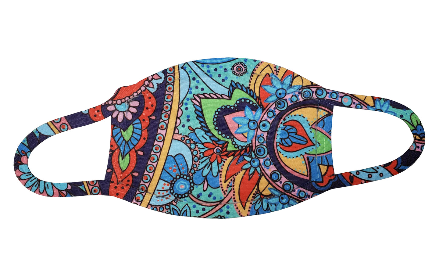 Colorful Paisley