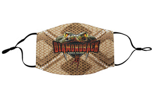 Diamondback -Officially Licensed from Kings Island