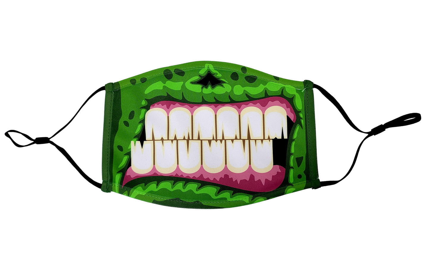 Halloween Green Teeth
