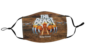 The Beast - Officially Licensed from Kings Island!