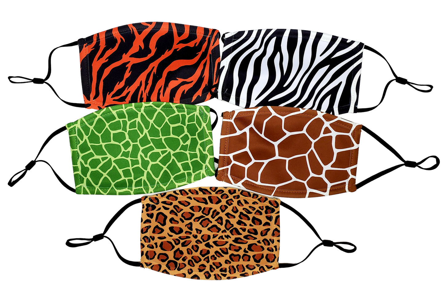 Zoo Prints Weekly Pack - Child Size