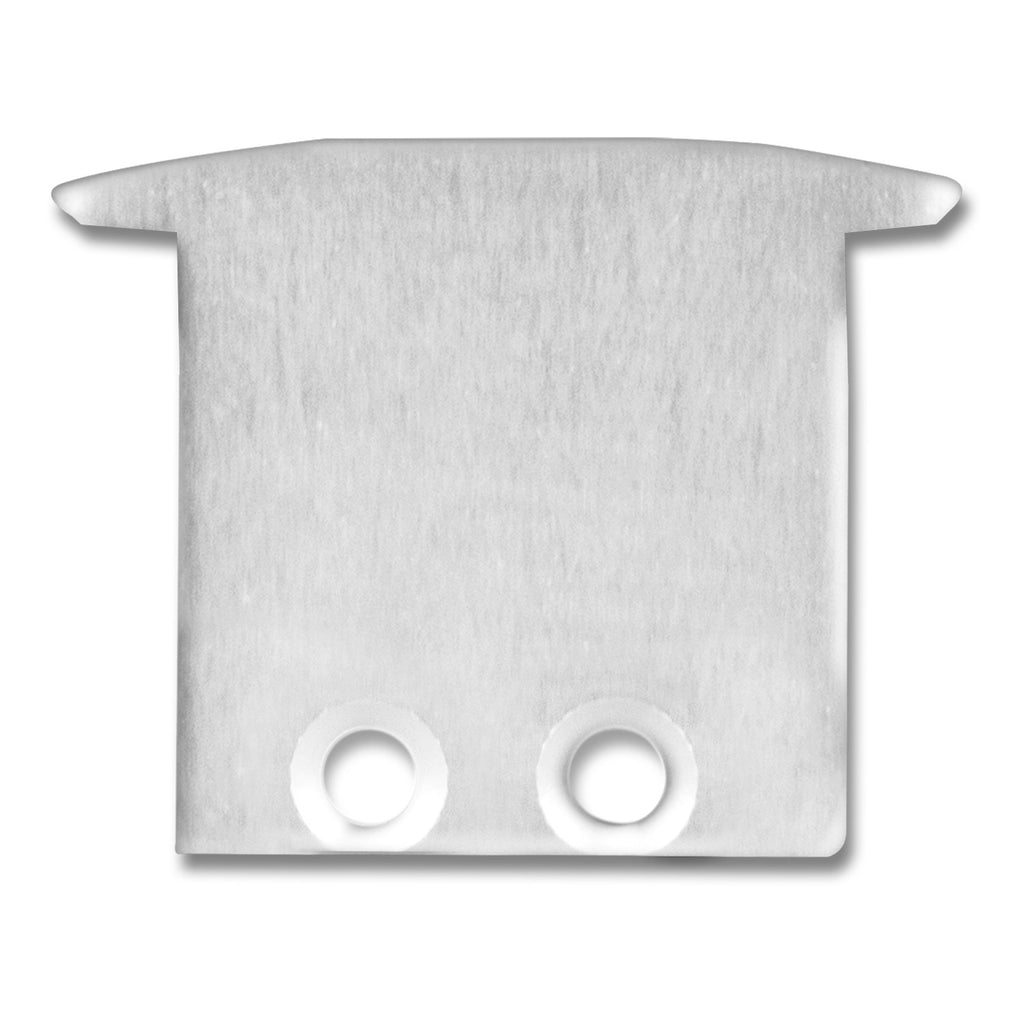 Recessed Wing Closed End Cap High