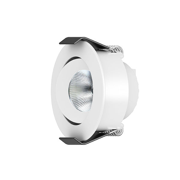 LED Camicro Downlight Dimmable 4W Adjustable