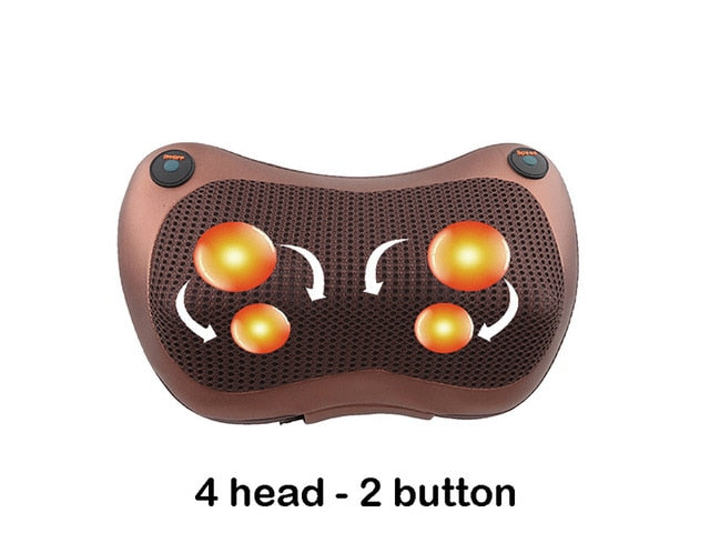 Pillow Massager With Heat