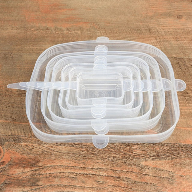 6Pcs Magic Lid