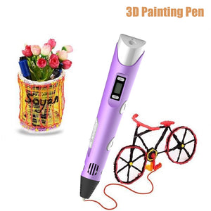 Intelligent 3D Printing Pen