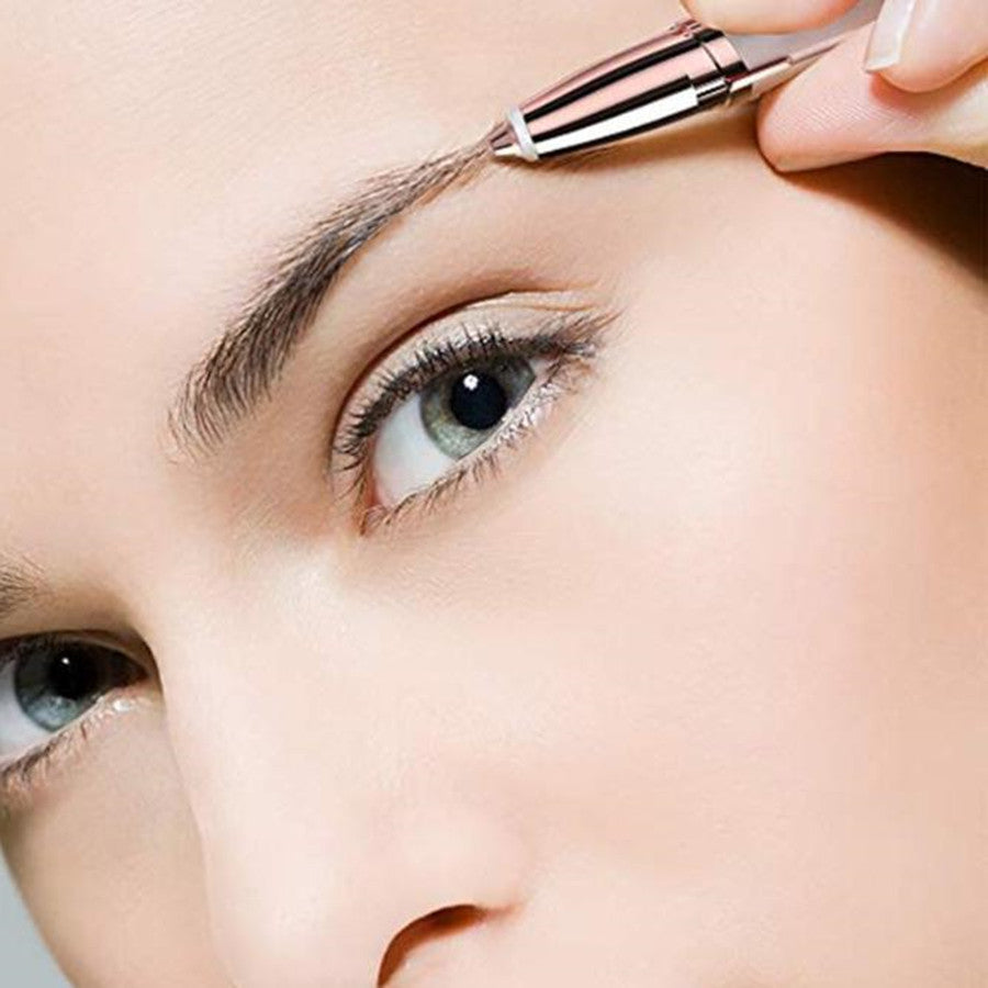 Flawless Eyebrow Hair Trimmer