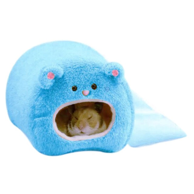 Cute Warm Pets Bed House Nest Bed