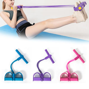 Fitness Elastic Sit-up Pull Rope