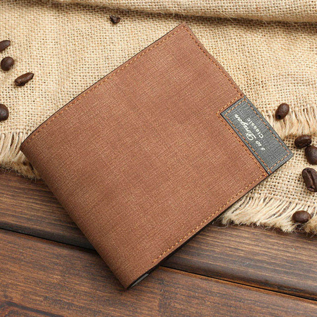 Men's Bifold Custom Photo Wallet