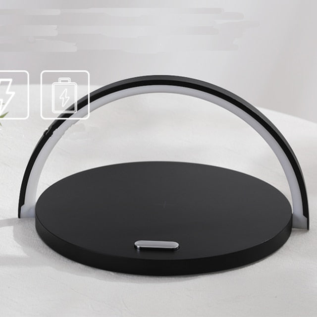 Night light wireless charger Table lamp