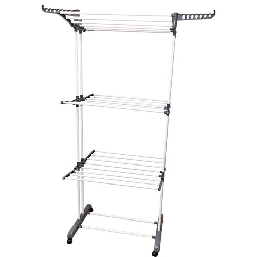Storage Wardrobe Clothing Drying Racks