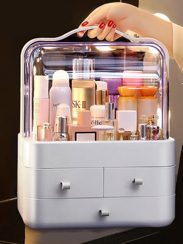 Beauty Storage Makeup Dustproof Box