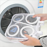 3 Pcs Footwear Washing Bags-Quality Delux